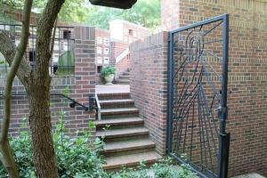 columbarium steps