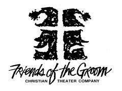Friends of Groom Logo