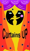 Curtains Up Logo