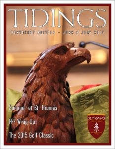 Tidings Cover May 15